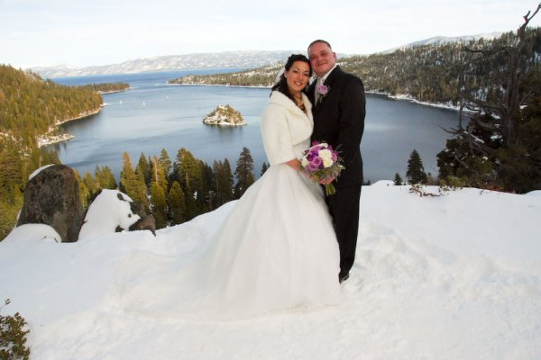 Six Reasons For A Tahoe Winter Wedding